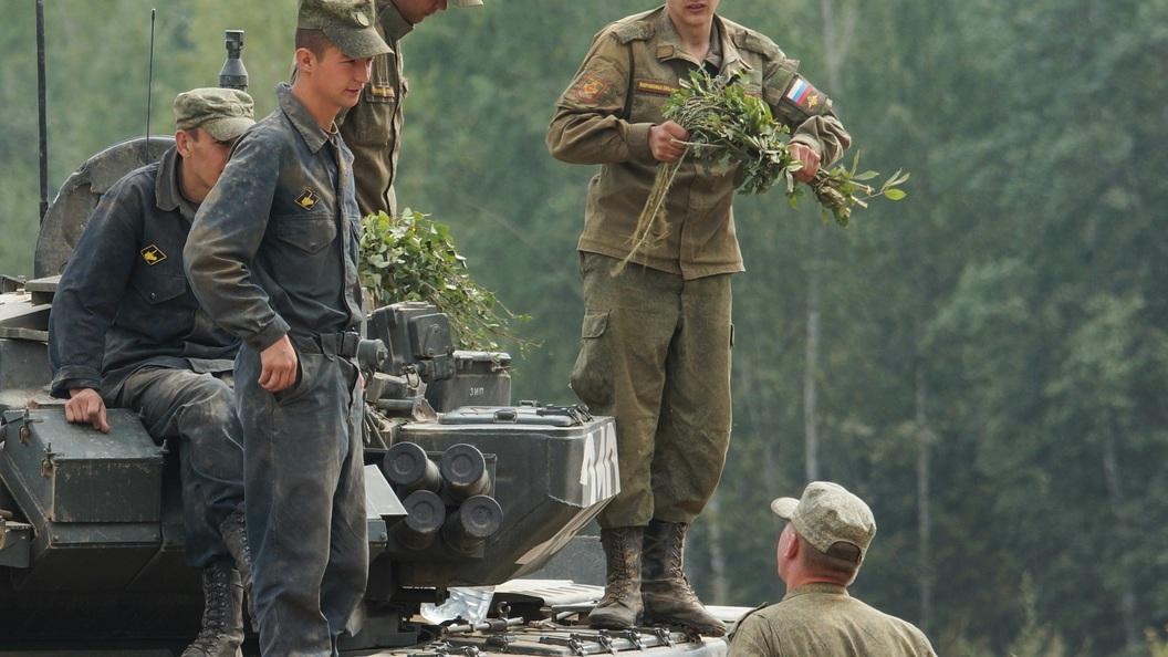 Танки склимат-контролем впервый раз получат военные в РФ