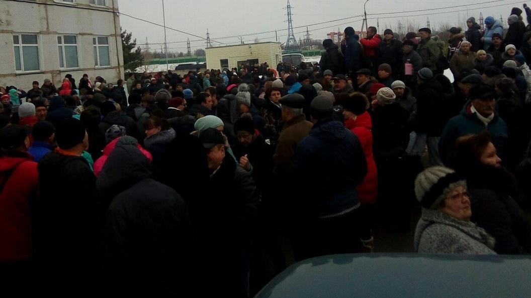 ВВолоколамске задержали организатора акций против полигона «Ядрово»