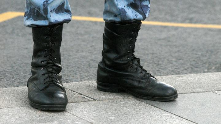 Вооруженный мужчина обстрелял машину Росгвардии в Краснодаре, двое ранены