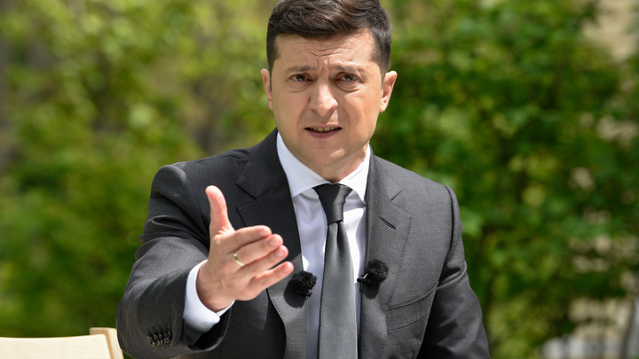Попросите Рамзана Ахматовича...: Шарий сдал жалобу Зеленского Путину