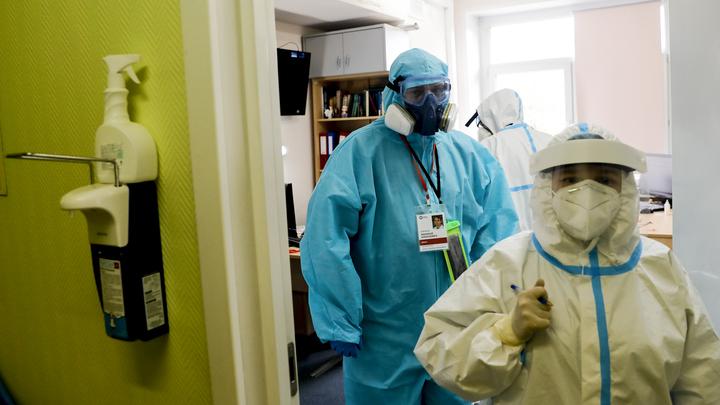 Коронавирус перешагнул в России новую черту: Трупов с COVID уже больше пяти тысяч