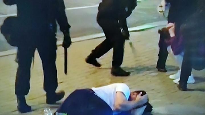 Новая жертва протестов в Белоруссии: Родные искали двое суток. Нашли с пробитой головой
