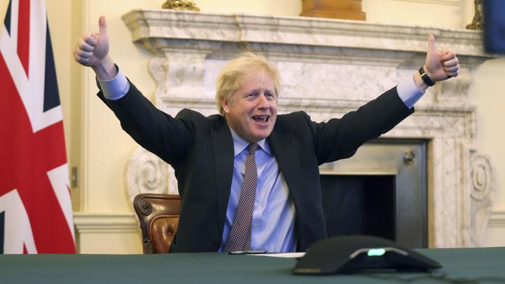 Развод Великобритании и Европы оформлен: Брюссель и Лондон поставили подписи