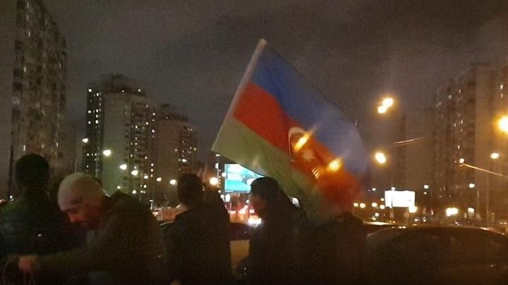 Это неуважение именно к русским: Бунты азербайджанцев в Москве показал Казачий дозор