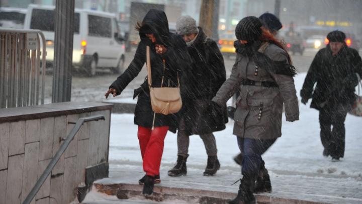 В Гидрометцентре посоветовали москвичам не ждать сугробов до декабря