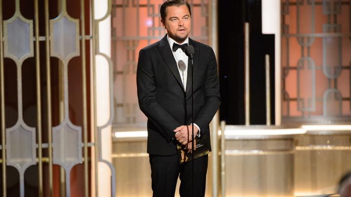 Ди Каприо передарил Оскар за фильм Волк с Уолл-Стрит следователям