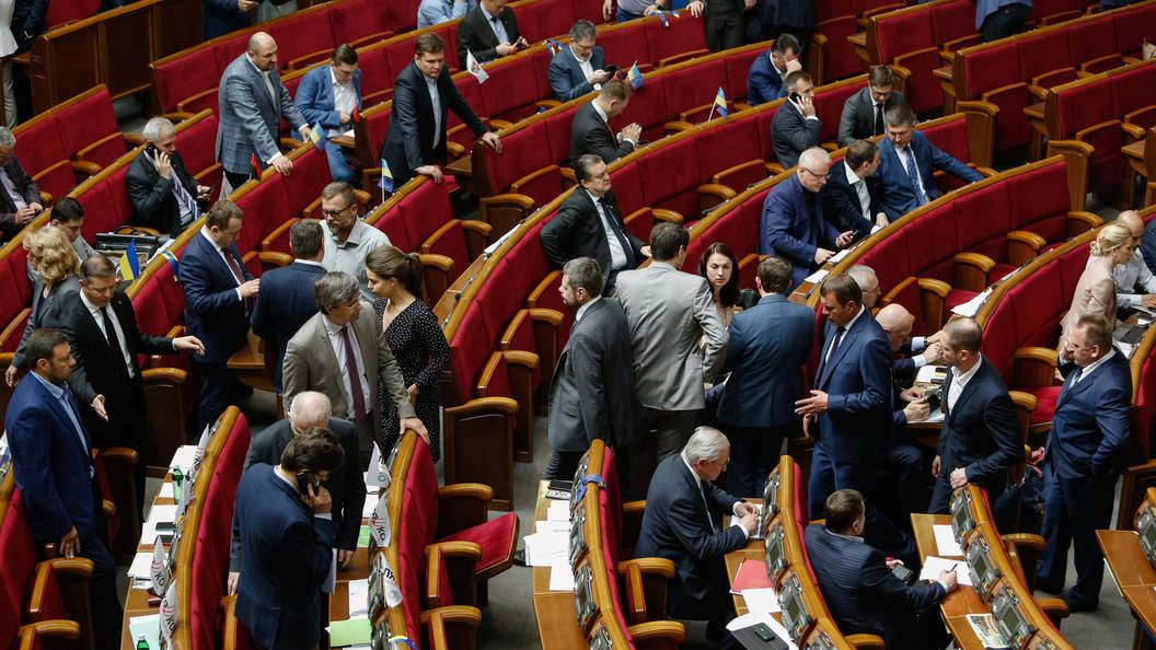 Украинцы обещали показать законопроект о реинтеграции Донбасса на встрече в Минске