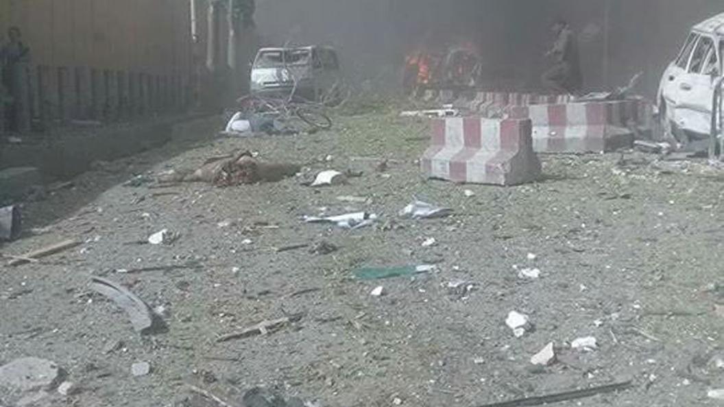 Три сотрудницы американской авиабазы вАфганистане погибли в итоге нападения боевиков