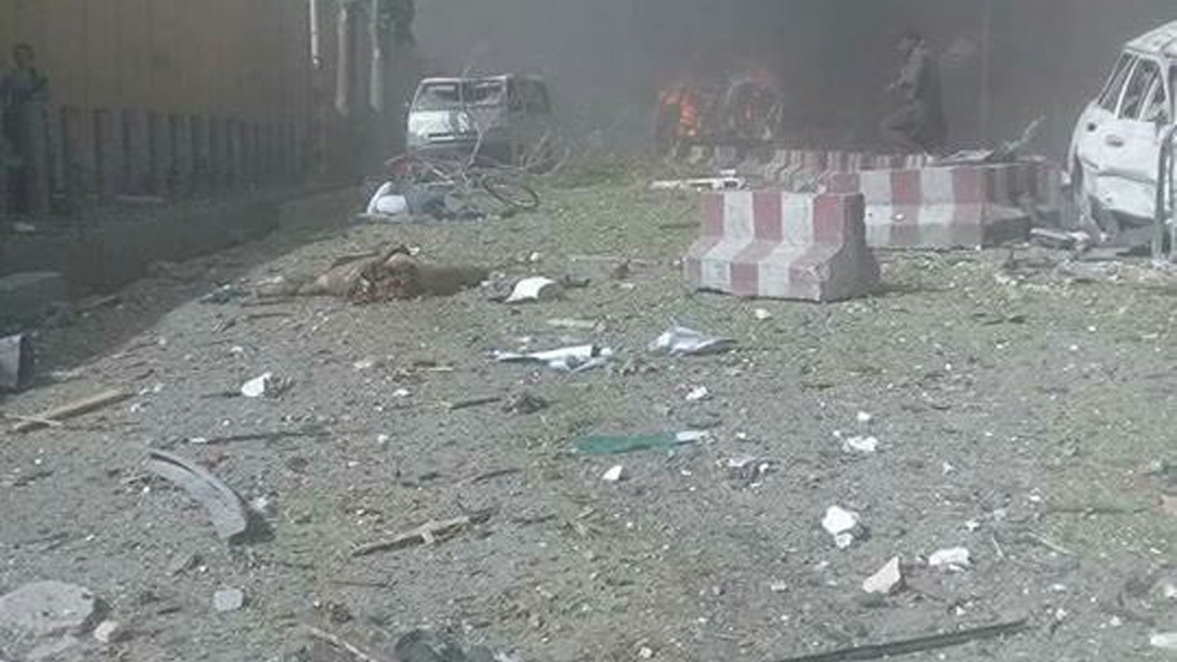 Боевики убили 3-х сотрудниц авиабазы США вАфганистане
