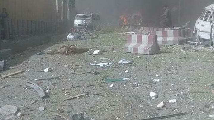 Боевики убили трех сотрудниц авиабазы США в Афганистане