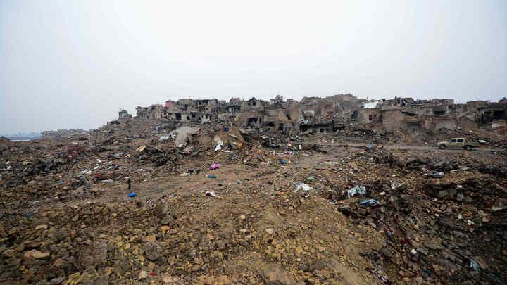 Город трупов и руин: Мосул отмечает годовщину освобождения от ИГ