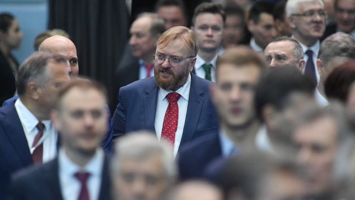 Милонов: Мой либерализм закончился вместе с расстрелом Старовойтовой