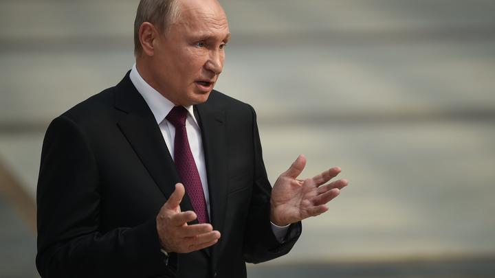 По ночам другие задачи должны стоять: Студентов рассмешила демографическая шутка Путина