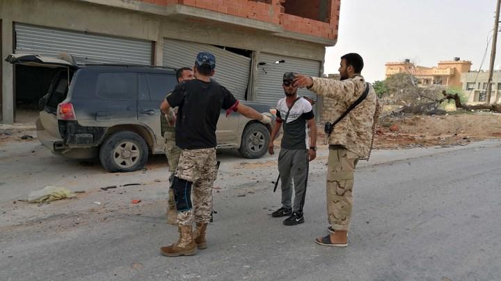 Раны - как у бойцов в Донбассе: NYT разглядел две сотни русских наёмников в Ливии