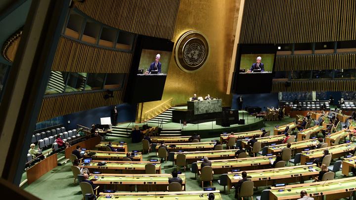 Страны Генассамблеи ООН сделали признание по коронавирусу: Пандемия - тревожный звонок