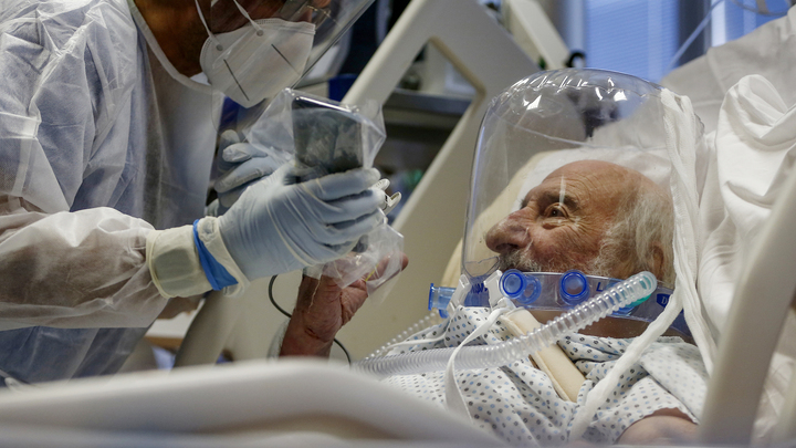 Медики трёх стран придумали, как не давать пациентам умирать в одиночестве: Помогли технологии