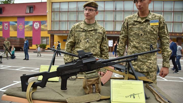 Аваков призвал к войне за Крым и Донбасс