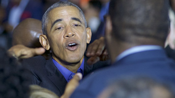 Изучать детскую присыпку в офисе Обамы приехали ФБР, Секретная служба и пожарные