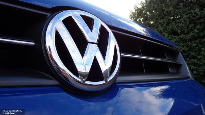 Флагманский кроссовер Volkswagen Touareg засветился на фото
