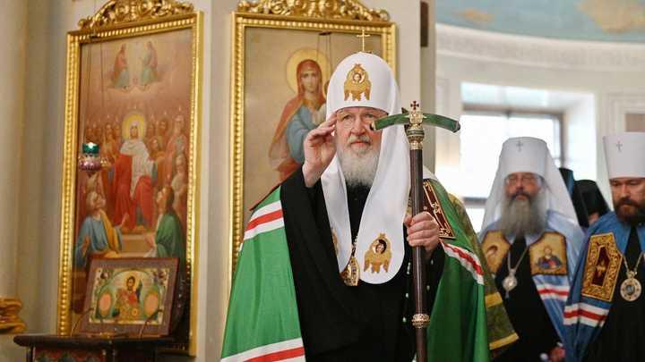 Это событие может стать историческим: Патриарх Кирилл объяснил значение решения по Русскому экзархату
