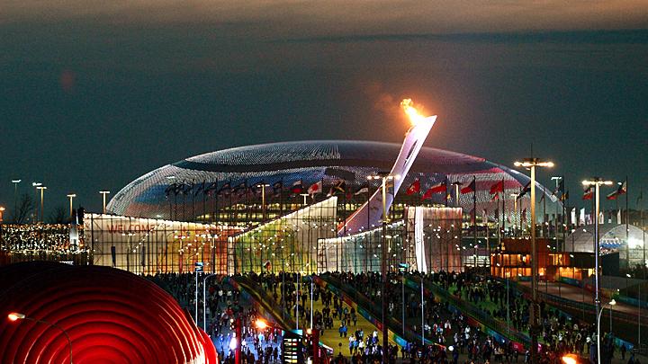Олимпийский Сочи 5 лет спустя: Хоккейный, футбольный, живой