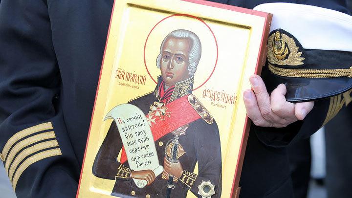 Фёдор Ушаков: воинская святость