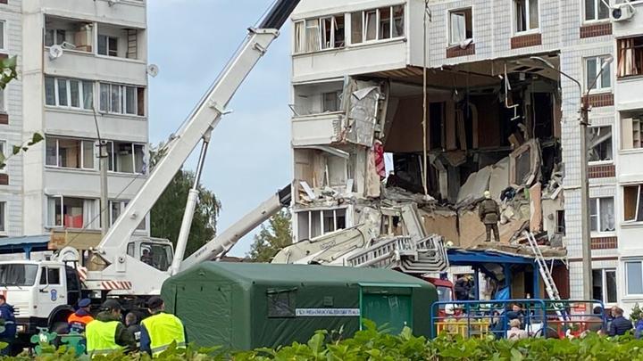 Последние данные из Ногинска: Число жертв взрыва возросло до 7 человек
