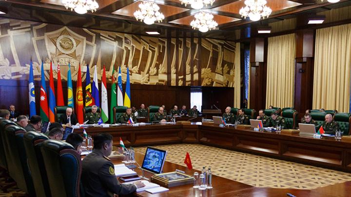 Генштабы России и стран СНГ договорились об ответе Западу