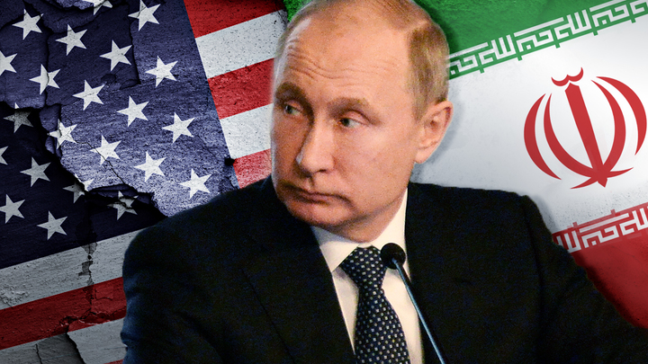 Санкции США: Иран может спасти только Путин