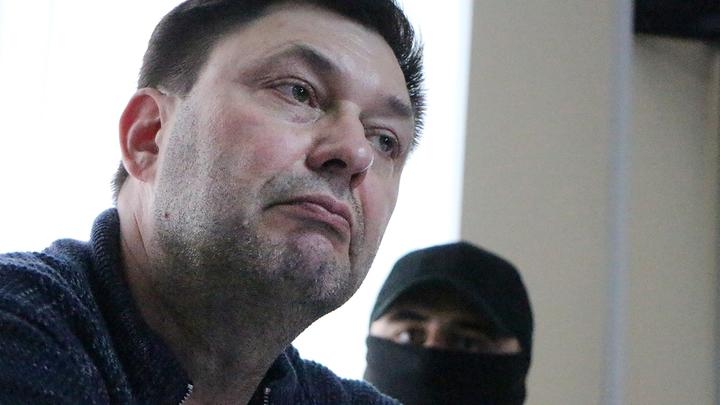 Спасти журналиста Вышинского