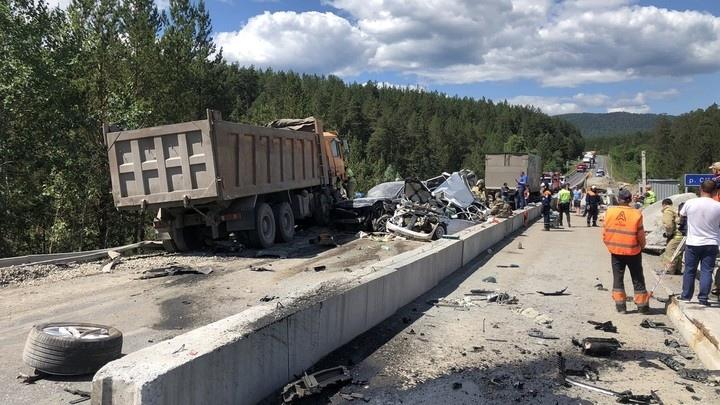 5 машин всмятку: в Челябинской области будут судить водителя, устроившего смертельное ДТП