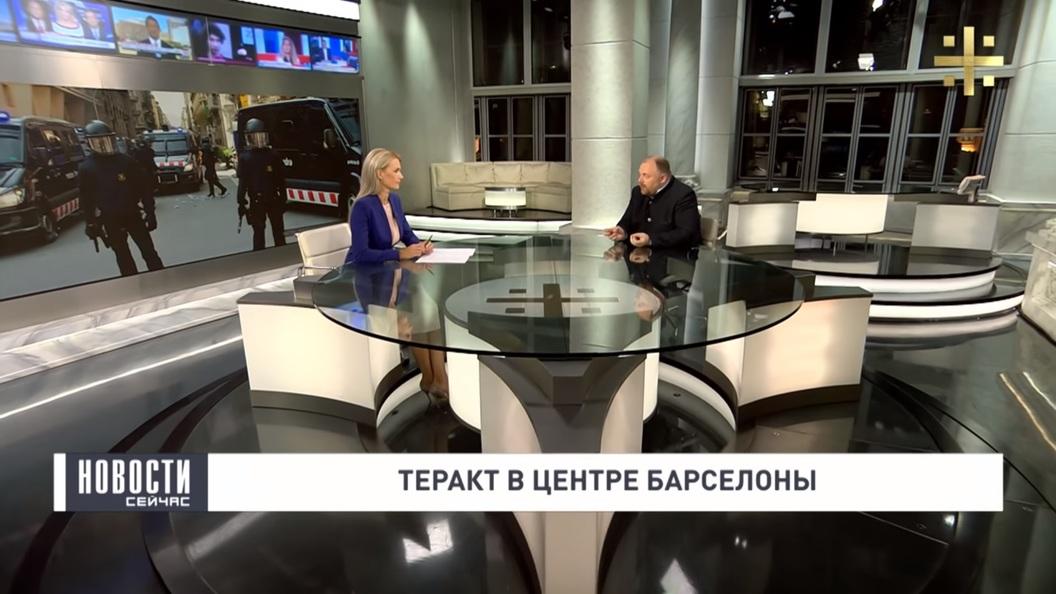 Егор Холмогоров: Террорпревратился в повседневность дляевропейских городов