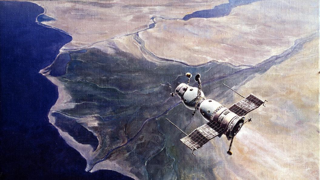 Роскосмoс: Землю будут зондировать 20 спутников