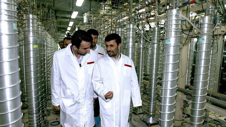 В Иране на ядерном объекте произошло ЧП