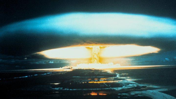 Страшнее Чернобыля и Фукусимы: США превратили райские острова в мёртвую зону