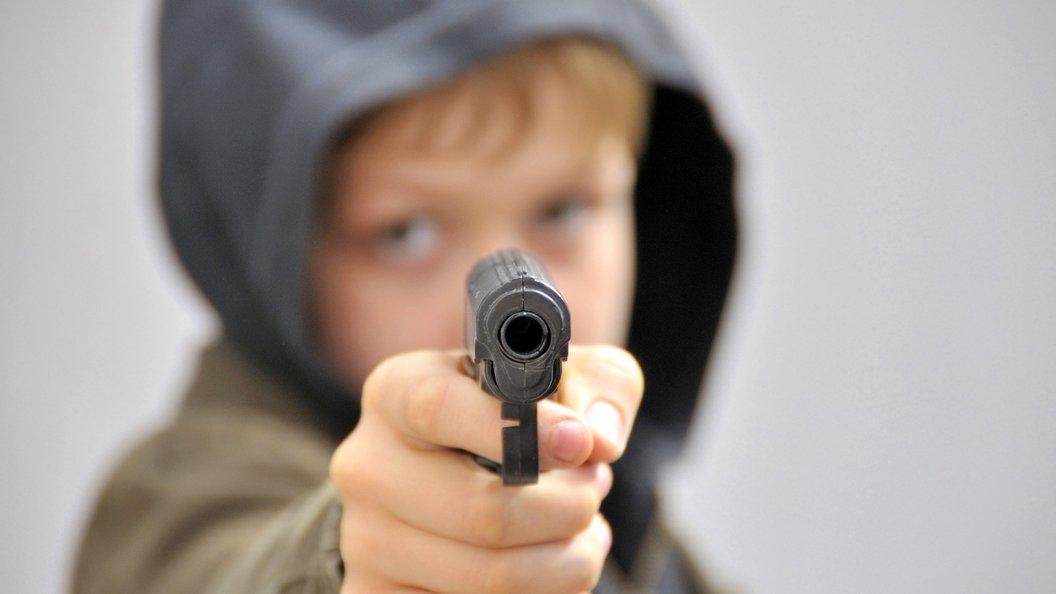 Исследование: Ежедневно в США погибают или получают ранения от оружия 19 детей