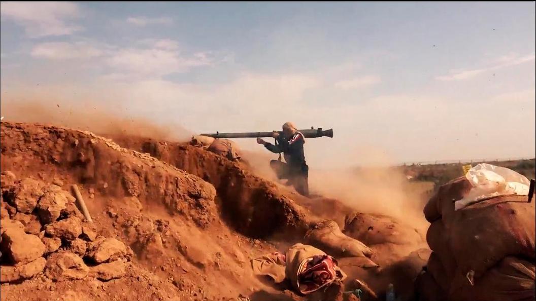 Поддерживаемая США коалиция в Сирии готова освободить Ракку за два месяца