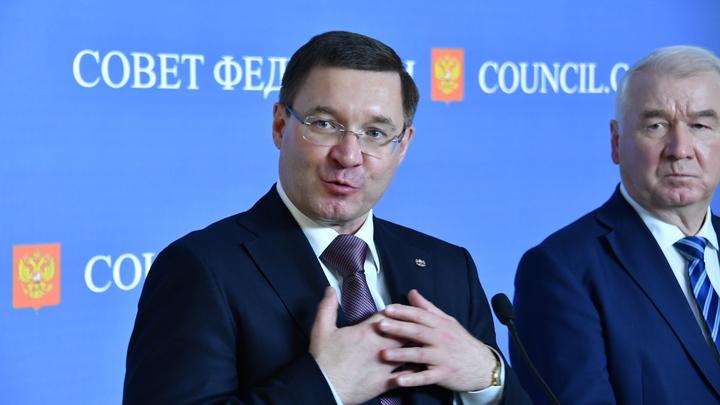 Губернатор Тюменской области укрепит позиции правительства