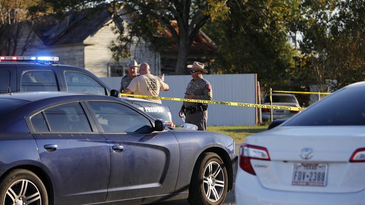 Техасский стрелок убил себя, чтобы не попасть в руки полиции