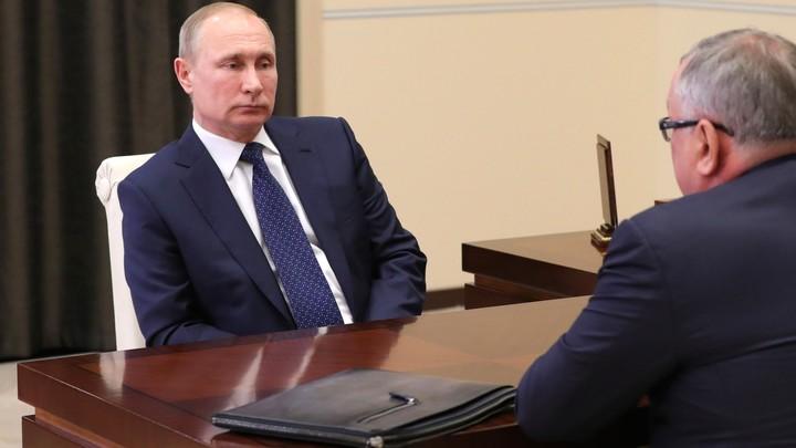 ЦИК рассказал о доходах и имуществе Путина за шесть лет