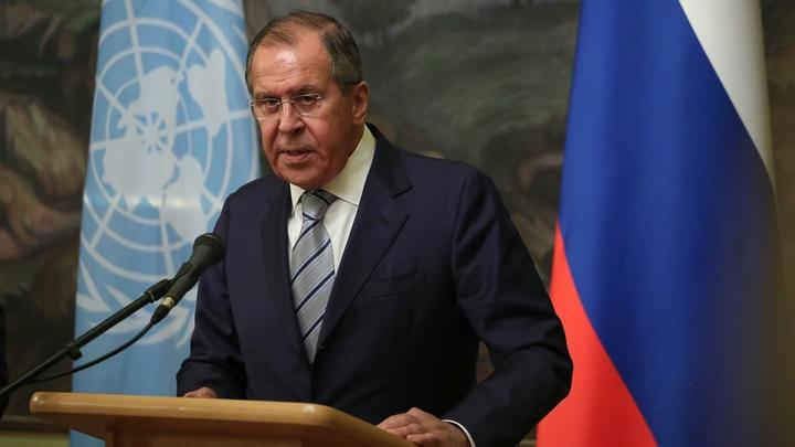 «Он был довольно жестким»: Глава МИД Великобритании рассказал о встрече с Лавровым в ООН