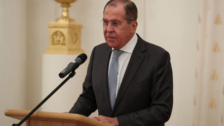 Провокацию с «украинской автокефалией» реализуют из Вашингтона - Лавров
