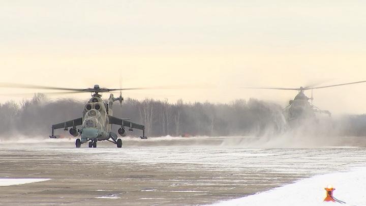 Для ликвидации русских на Крокодилах военные США вооружили моджахедов - The Aviationist