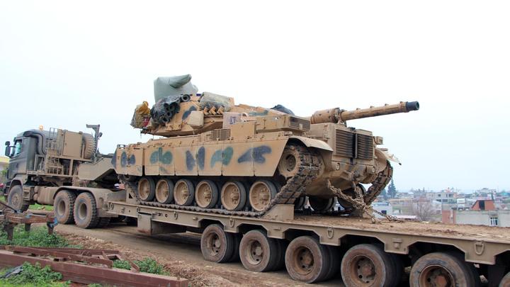 Турецкая военная техника замечена в Карабахе: Срочную новость сообщил Пегов