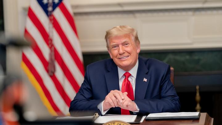 Не хочу ждать: Трамп заявил о победе на выборах
