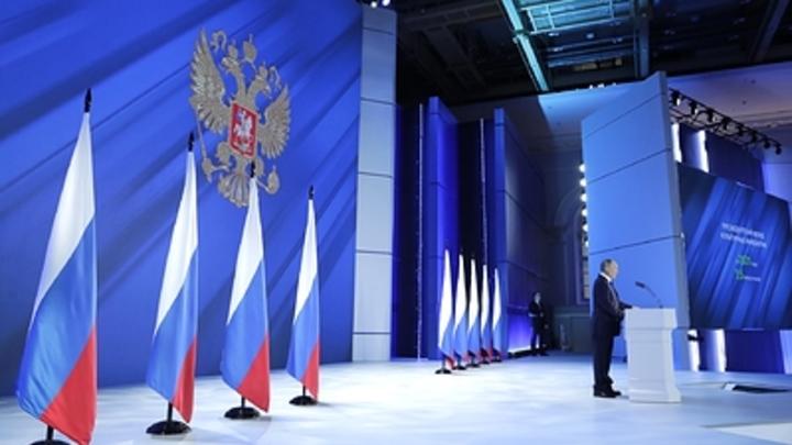Послание Путина вызвало у немецкого политолога зависть: Честно скажу
