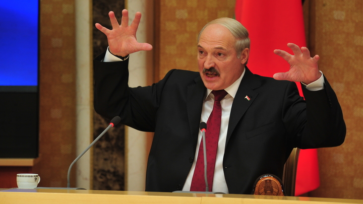 Украина напряглась после заявлений Лукашенко о Крыме и Донбассе