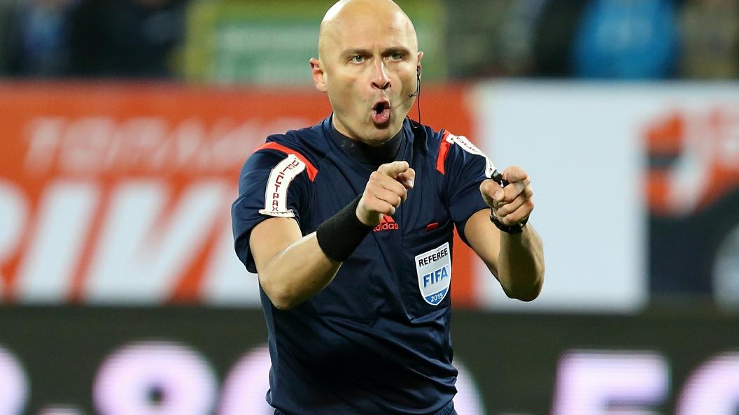Бригада Карасева обслужит полуфинальный матчЛЕ «Ред Булл Зальцбург»— «Марсель»