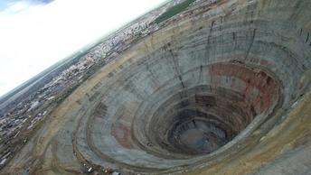 Глава Ростехнадзора назвал виновных в аварии на руднике Мир в Якутии