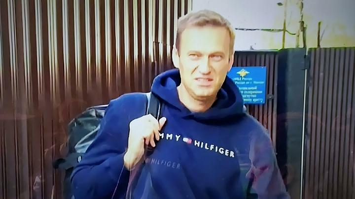 Чудеса в решете: британский полицейский сдал Навального, сам того не желая
